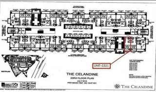 FOR ASSUME 1BR Condominium in Celandine