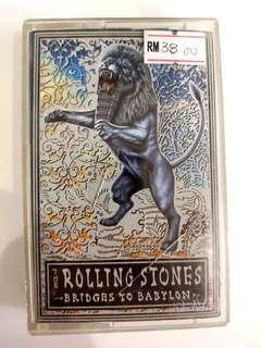 The Rolltng Siones Bridges to Babylon