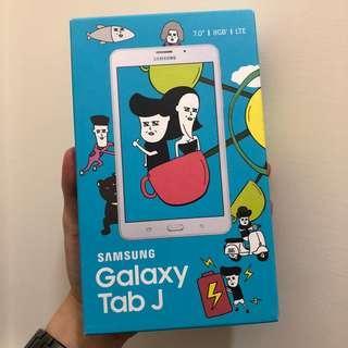 🚚 Samsung Tab J