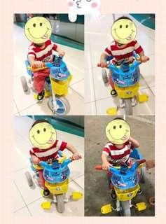 Thomas三輪車(正版)