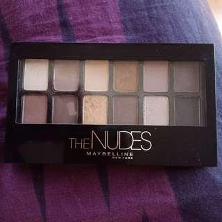 The Nudes Palette - Maybelline New York