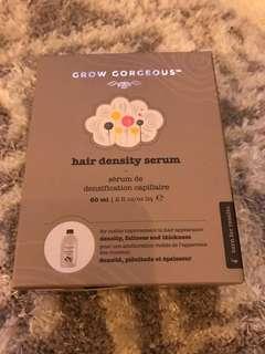 Grow Gorgeous Hair Density Serum - 60ml - made in UK