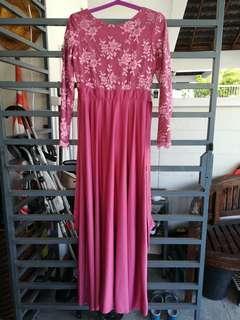 Bridesmaid Dress - Pink