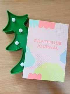 Kikki. K gratitude journal