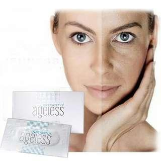 instantly ageless, instant result!