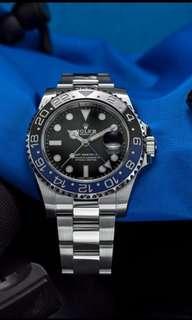 Rolex GMT-Master II (Luxury, Rare, Watch)