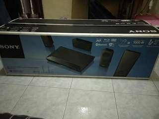 HOME THEATRE SONY BDV-E400 100% Baru