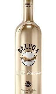 Beluga Celebration Limited edition Vodka 40% off RRP 125