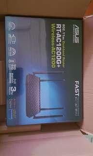 Asus AC1200G+ router