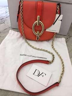 DVF (Diane Von Furstenberg) mini sling bag