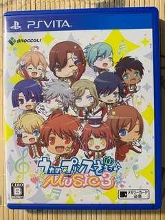 Uta no Prince Sama Music 3 うたのプリンスさま Music 3