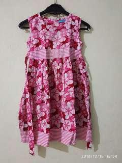 Dress+balero anak perempuan