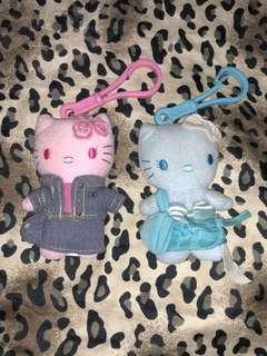 Vintage McDonald's Hello Kitty Dolls