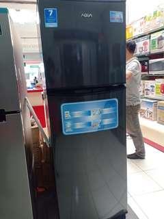 Kredit kulkas aqua inventer tanpa dp