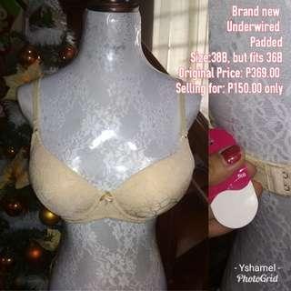 Branded Brassiere