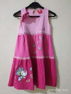 Dress HK anak perempuan