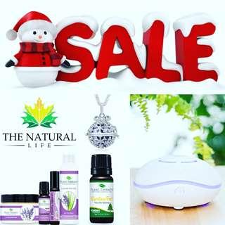 Essential oil, plant Therapy, Christmas gifts