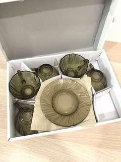 Teapot Set vintage