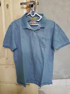 polo shirt camel active blue Original