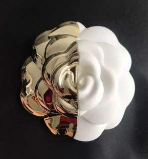 Brand new Chanel Xmas Camellia L size