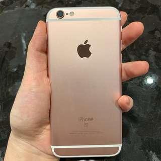 🚚 iPhone 6S 64G 玫瑰金 9成新