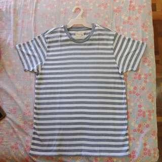 Blue Striped Shirt (Unisex)