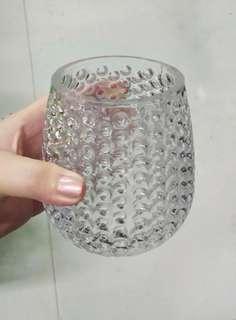 Glass Vase / Decorative Centerpiece Holder