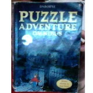 Puzzle Adventure Omnibus Usborne Volume 2