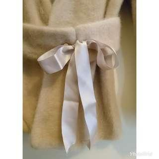 韓國製米白色外套