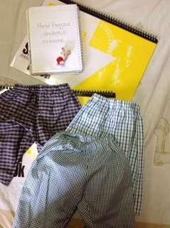 Combo 24 - Short pants (tailor made)