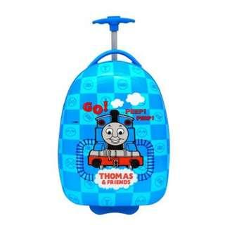 🚚 16 Inch Kids Luggage Thomas & Friends Train Disney Cartoon Cute School Bag Suitcase Gift Idea