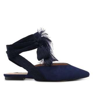 Flatshoes Lace Zalora