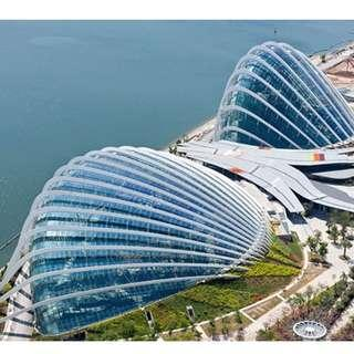 Gardens By The Bay - garden by the bay Tickets - For 2 Domes Adult