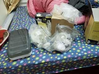Tommee Tippee 暖奶器 及 奶泵 及 奶袋