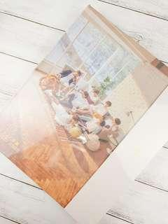 [WTS SEALED READY STOCK] SEALED BTS TODAY EXHIBITION PHOTOBOOK