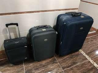 Baggage 行李箱 行李喼