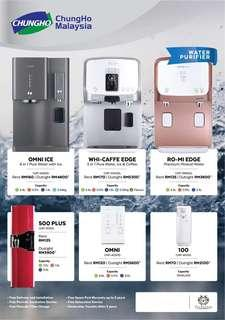Update ChungHo 17 Product Listing
