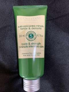 L'occitane Body & Strength Intensive Care