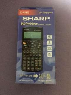 🚚 Fast Deal! Sharp Scientific Calculator for sale!