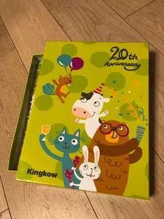 Kingkow 20週年拼圖