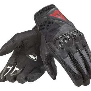 DAINESE MIG Leather Riding Gloves