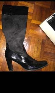 ETIENNE AIGNER Boots with heels
