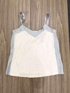 White bayo top (brand new)