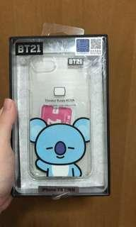bt21 iphone 7/8 koya case
