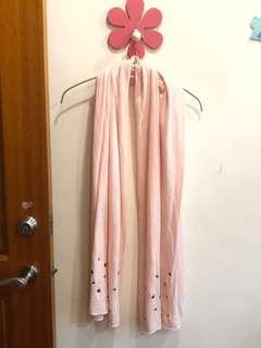 🚚 棉質造型圍巾