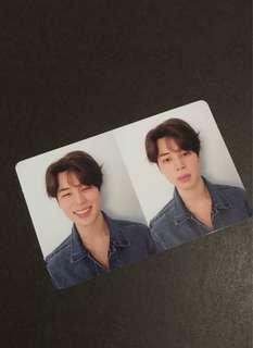 [WTT] BTS LY Tear photocard