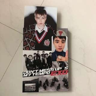 🚚 (WTS) EXO Don't Mess Up My Tempo Allegro Version Album