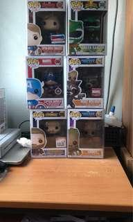 Various Funko for Sales