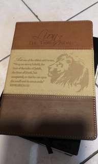 Tribe of Judah Notebook