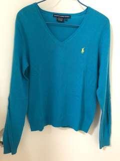 Ralph Lauren Top wool shirt